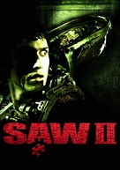 Saw II - German poster (xs thumbnail)