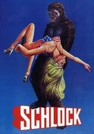 Schlock - German Movie Poster (xs thumbnail)