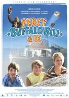 Percy, Buffalo Bill och jag - Dutch Movie Poster (xs thumbnail)