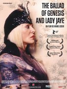 The Ballad of Genesis and Lady Jaye - French Movie Poster (xs thumbnail)