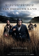 Van Diemen's Land - British Movie Poster (xs thumbnail)