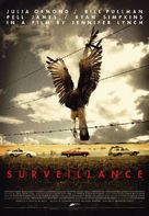 Surveillance - Canadian Movie Poster (xs thumbnail)