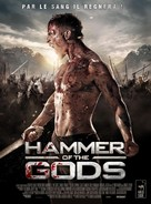 Hammer of the Gods - French DVD cover (xs thumbnail)