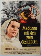 The Miracle - German Movie Poster (xs thumbnail)
