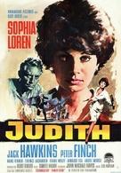 Judith - German Movie Poster (xs thumbnail)