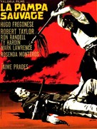 Savage Pampas - French Movie Poster (xs thumbnail)