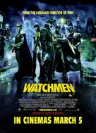 Watchmen - New Zealand Movie Poster (xs thumbnail)