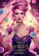 The Nutcracker and the Four Realms - Argentinian Movie Poster (xs thumbnail)