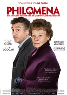 Philomena - German Movie Poster (xs thumbnail)