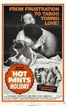 Hot Pants Holiday - Movie Poster (xs thumbnail)