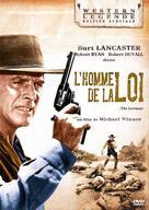Lawman - French DVD cover (xs thumbnail)