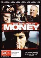 For the Love of Money - Australian DVD cover (xs thumbnail)