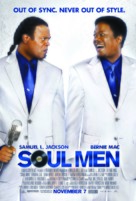 Soul Men - Canadian Movie Poster (xs thumbnail)