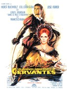 Cervantes - French Movie Poster (xs thumbnail)