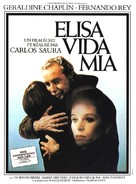 Elisa, vida mía - French Movie Poster (xs thumbnail)