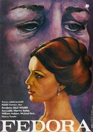 Fedora - Hungarian Movie Poster (xs thumbnail)