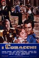 I cosacchi - Italian Movie Poster (xs thumbnail)