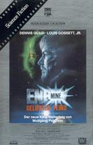 Enemy Mine - German VHS cover (xs thumbnail)