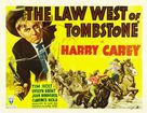 The Law West of Tombstone - Movie Poster (xs thumbnail)