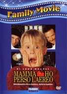 Home Alone - Italian DVD cover (xs thumbnail)