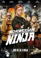 Norwegian Ninja - DVD cover (xs thumbnail)