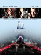 Artificial Intelligence: AI - French Movie Poster (xs thumbnail)