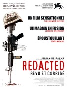 Redacted - French Movie Poster (xs thumbnail)
