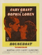 Houseboat - Movie Poster (xs thumbnail)
