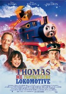 Thomas and the Magic Railroad - German Movie Poster (xs thumbnail)