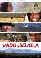 Sur le chemin de l'école - Italian Movie Poster (xs thumbnail)
