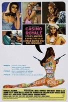 Casino Royale - Puerto Rican Movie Poster (xs thumbnail)