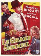 The Big Sleep - Belgian Movie Poster (xs thumbnail)