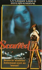 Scarred - German Movie Cover (xs thumbnail)