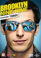 """Brooklyn Nine-Nine"" - Danish Movie Cover (xs thumbnail)"