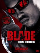 """Blade: The Series"" - Movie Cover (xs thumbnail)"