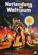 Robinson Crusoe on Mars - German Movie Poster (xs thumbnail)