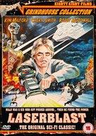 Laserblast - British DVD cover (xs thumbnail)
