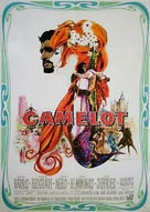 Camelot - German Movie Poster (xs thumbnail)