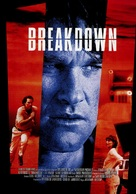 Breakdown - German Movie Poster (xs thumbnail)