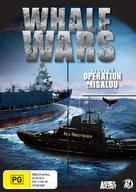 """""""Whale Wars"""" - Australian DVD cover (xs thumbnail)"""