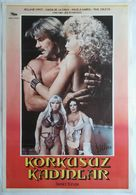 The Lost Empire - Turkish Movie Poster (xs thumbnail)