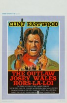 The Outlaw Josey Wales - Belgian Movie Poster (xs thumbnail)