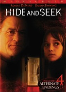Hide And Seek - DVD movie cover (xs thumbnail)
