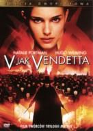 V for Vendetta - Polish Movie Cover (xs thumbnail)