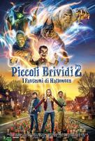 Goosebumps 2: Haunted Halloween - Italian Movie Poster (xs thumbnail)