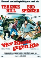 Non c'é due senza quattro - German Movie Poster (xs thumbnail)