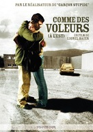 Comme des voleurs - French Movie Cover (xs thumbnail)