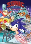 """Sonic the Hedgehog"" - DVD cover (xs thumbnail)"