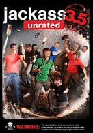 Jackass 3.5 - Movie Cover (xs thumbnail)