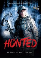 The Hunted - DVD cover (xs thumbnail)